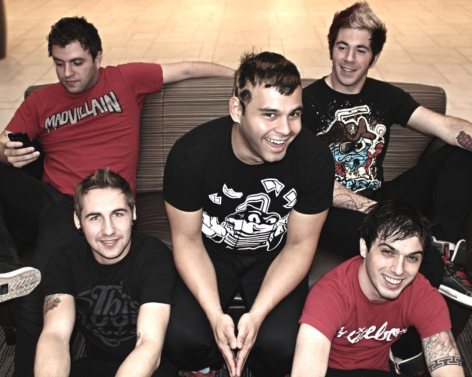"Patent Pending Announce UK ""Spring Break Tour 2016"""