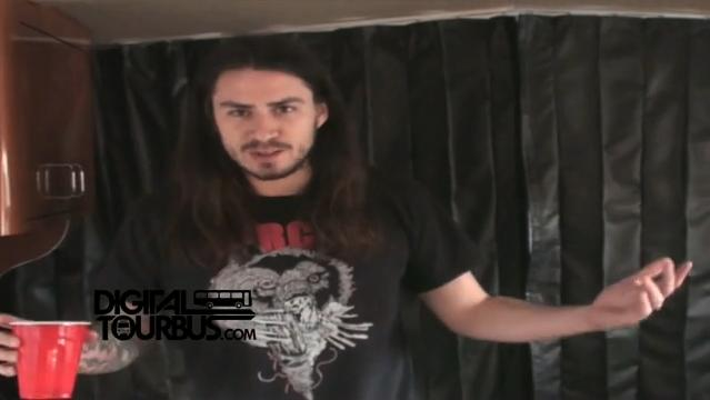 As I Lay Dying – BUS INVADERS Ep. 131