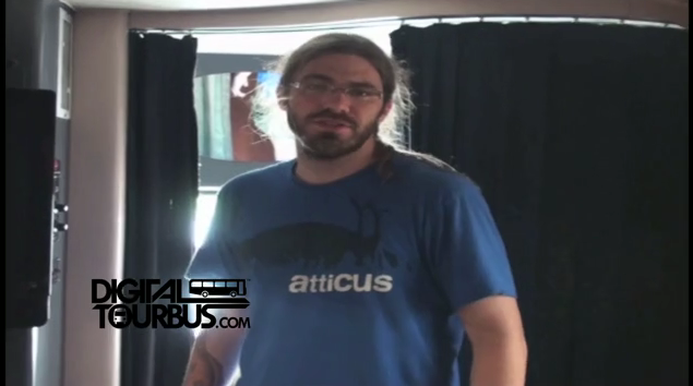 Between the Buried and Me – BUS INVADERS Ep. 147