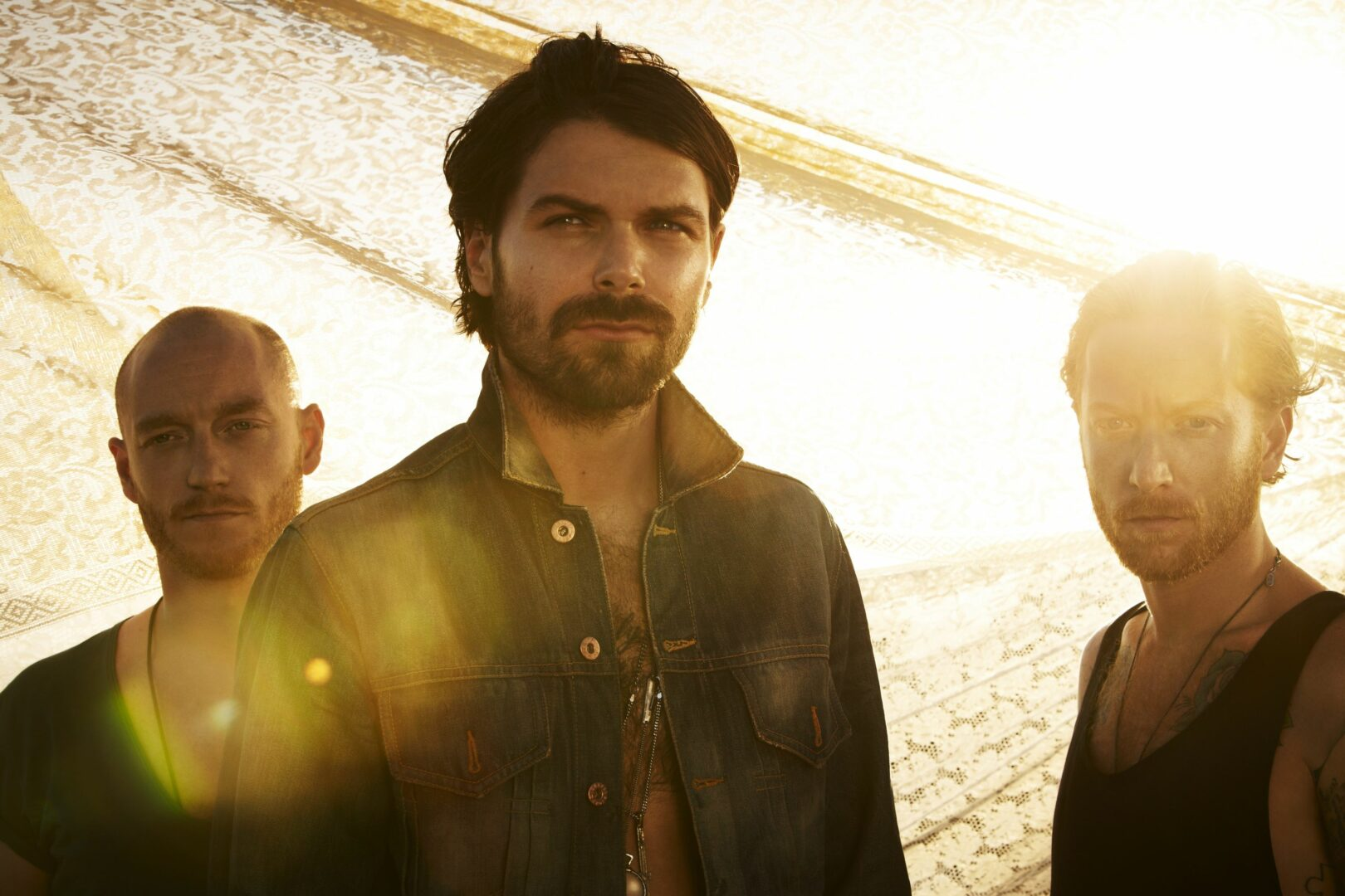 Biffy Clyro to Support Muse in April