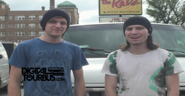 Blessthefall – BUS INVADERS Ep. 130