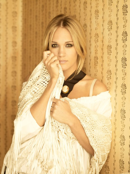 "Carrie Underwood Announces ""The Blown Away Tour"""