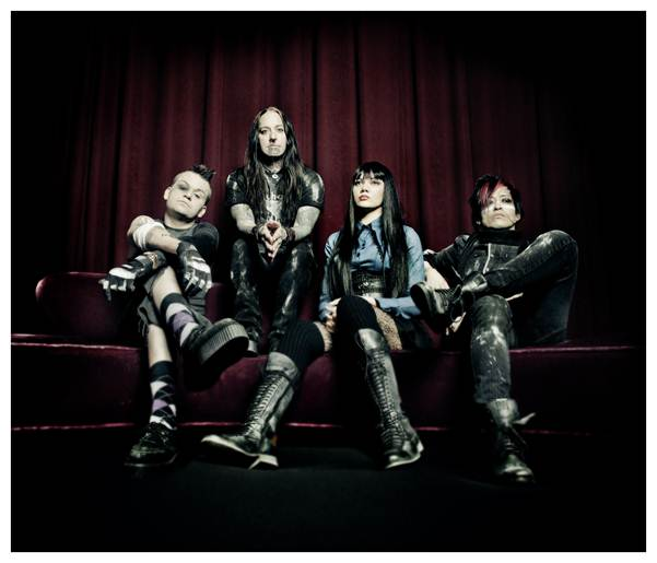 Coal Chamber / Sevendust Co-Headlining U.S. Tour with Lacuna Coil