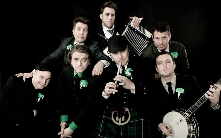 "Dropkick Murphys Announce the ""Celtic Punk Invasion Tour"""