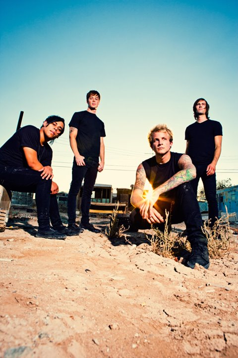 Girl On Fire Announces Tour Supporting Buckcherry