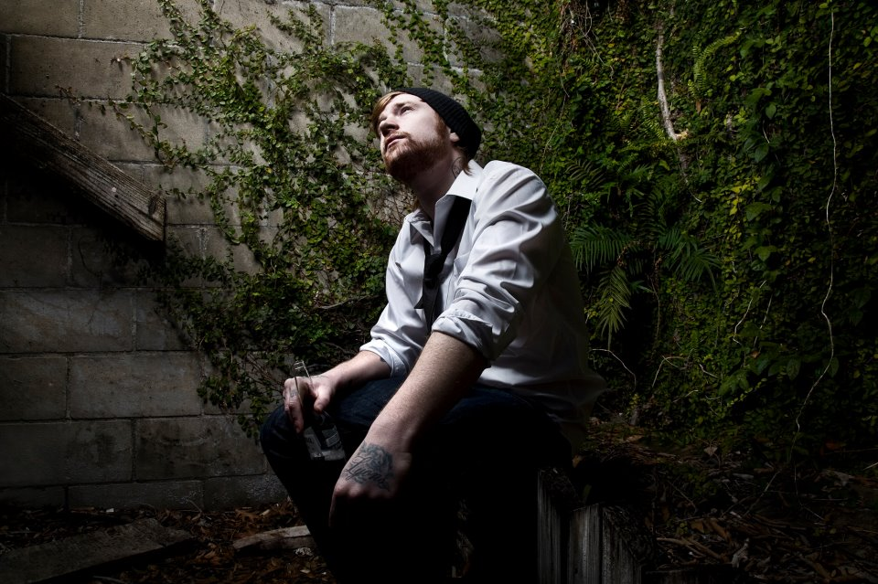 "Jonny Craig Announces ""The Blueprint For Going In Circles Tour"""