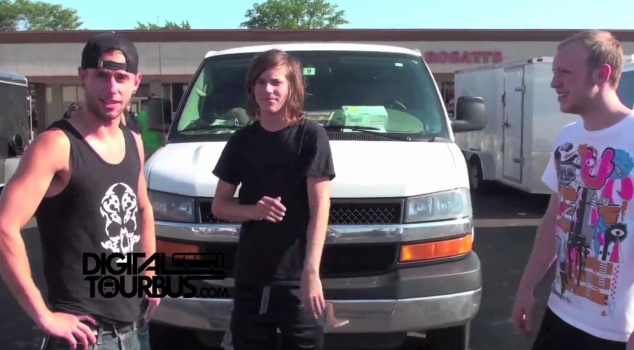 Our Last Night – BUS INVADERS Ep. 137