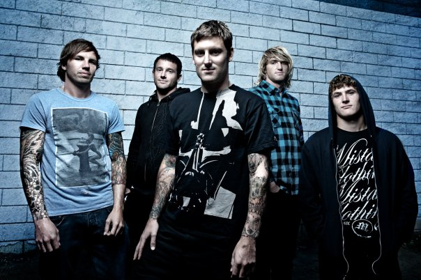 Parkway Drive Announces West Coast Tour