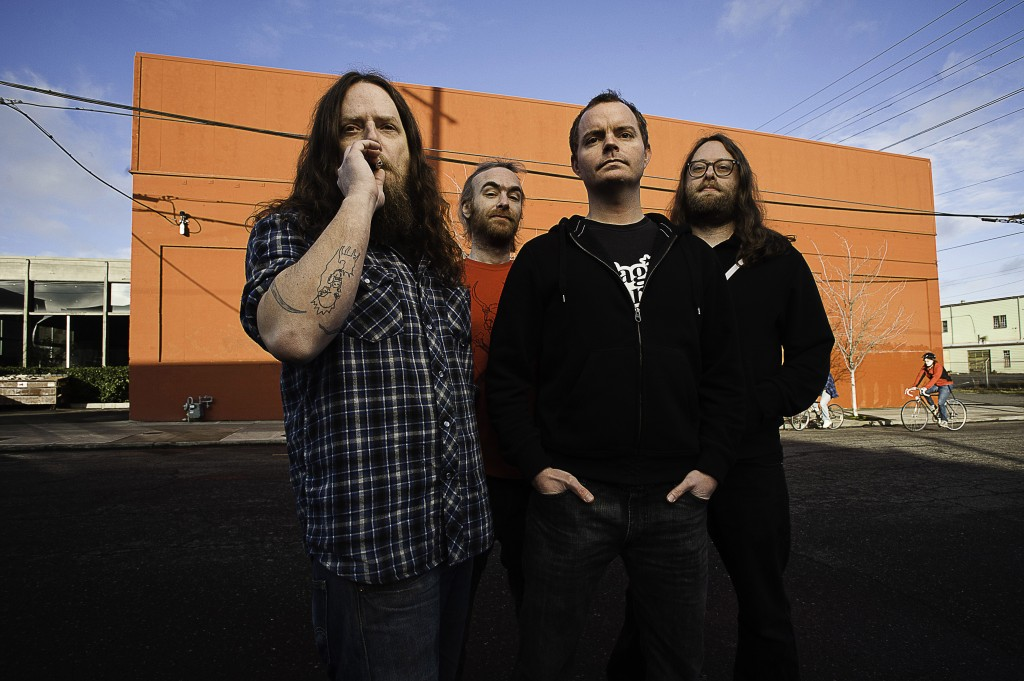 Red Fang Announces European Tour