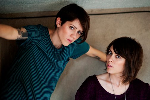 Tegan and Sara Announce U.S / Australian / Asian / UK / European Tours