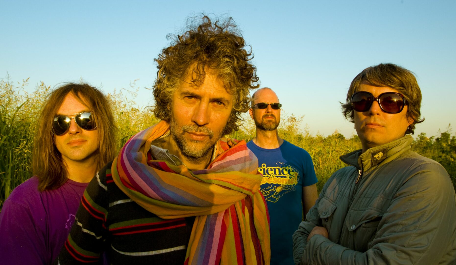The Flaming Lips Announces Spring/Summer Tour Dates