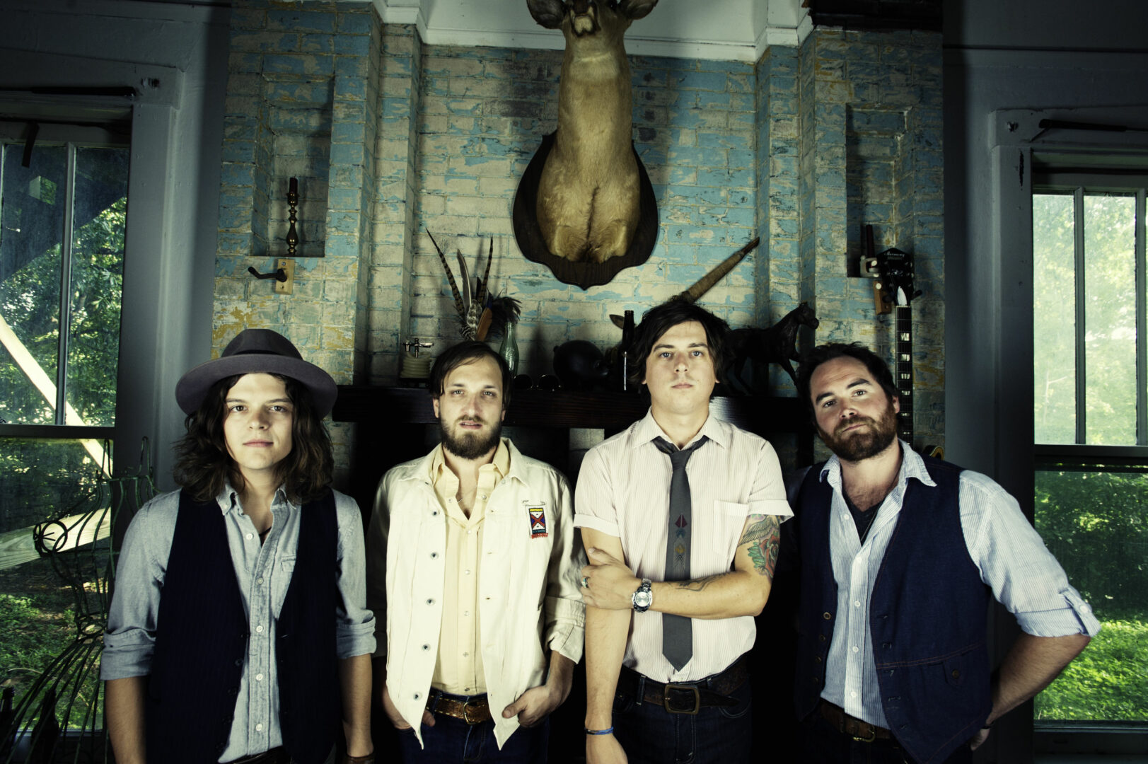 The Wild Feathers Announces Tour with Ryan Bingham