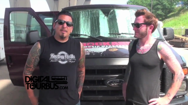 Blacklist Royals – BUS INVADERS Ep. 264 (Warped Edition)