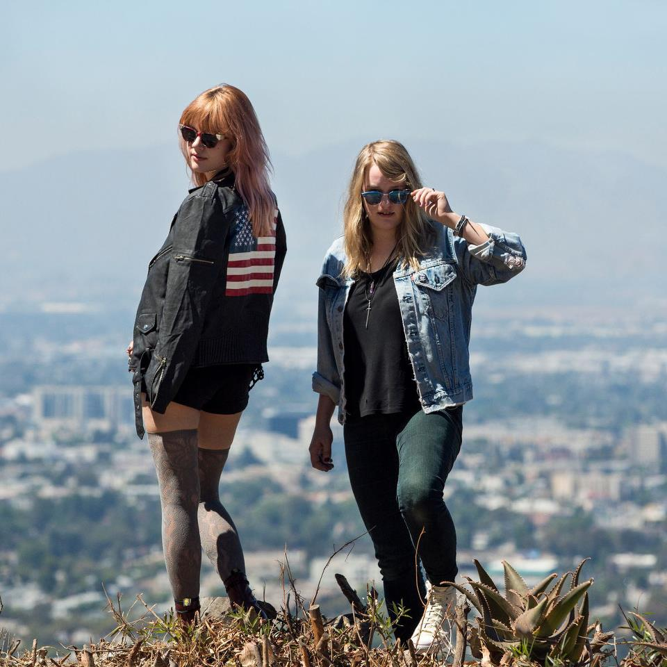 Bleached Announces U.S. Tour with Hunters