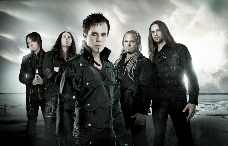 Kamelot Adds Leg to North American Tour with Dragonforce