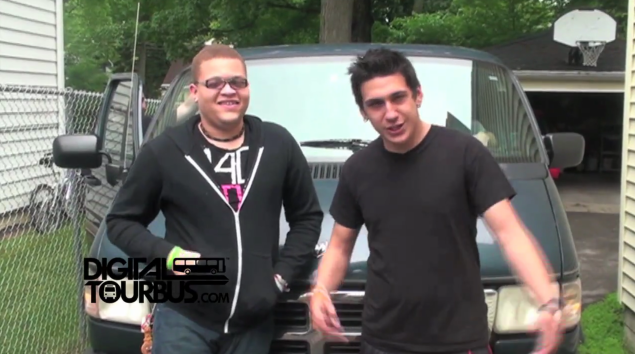 Knockout Kid – BUS INVADERS Ep. 245