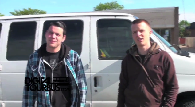Misery Signals – BUS INVADERS Ep. 243