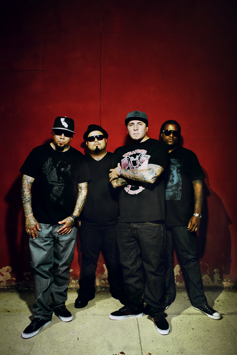 P.O.D.'s Summer 2015 Tour with Islander + From Ashes To New – GALLERY