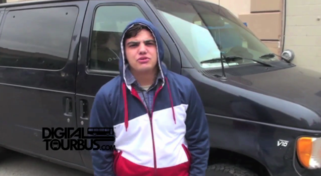 Stray From The Path – BUS INVADERS Ep. 246