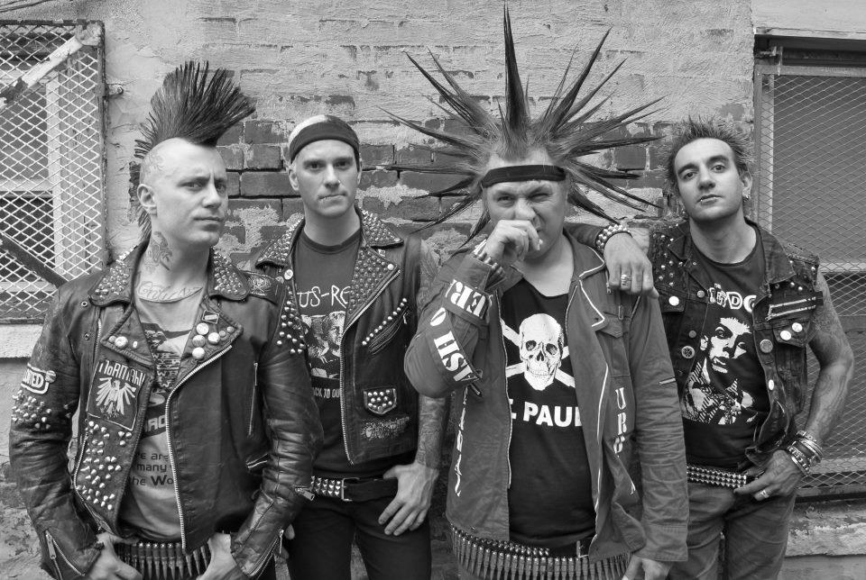 The Casualties Announce Winter Mini Tour