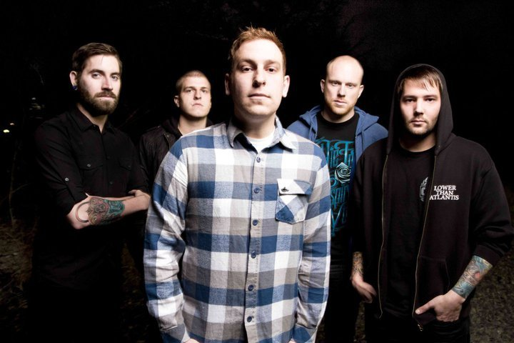 The Ghost Inside Announce UK Tour 2016