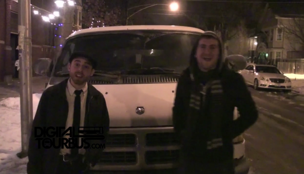 The Menzingers – BUS INVADERS Ep. 288
