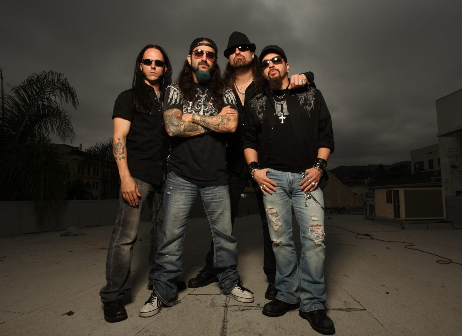 Adrenaline Mob To Join Avenged Sevenfold Tour