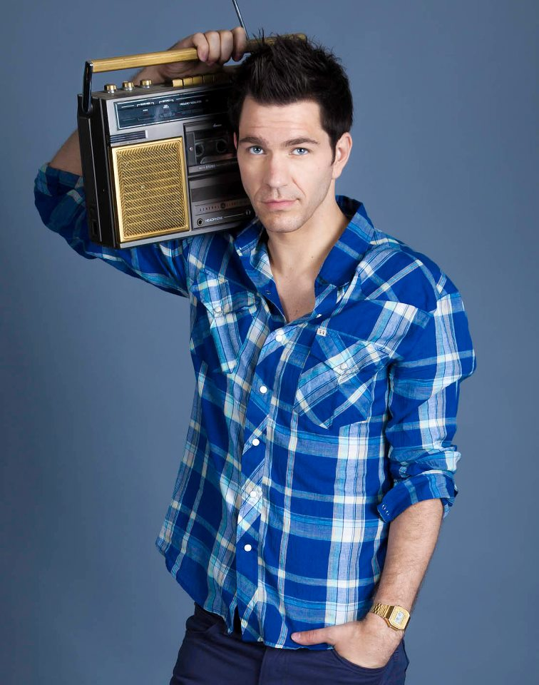 "Andy Grammer Announces ""Back Home Tour"""