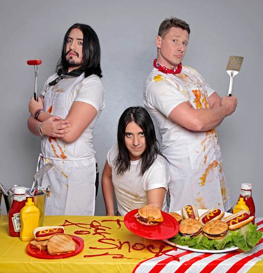 Art of Shock Announced As Official Vans Warped Tour BBQ Band