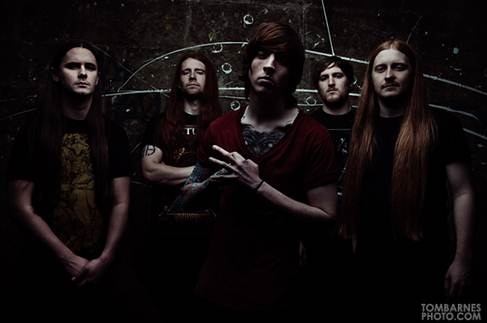 Bleed From Within Announces UK Tour with Heart of a Coward