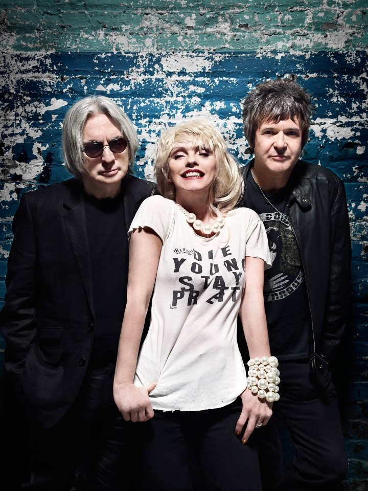 Blondie Announces International 40th Anniversary Tour