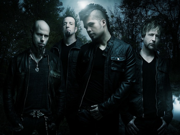 """Drowning Pool Announces the """"Resilience Tour"""""""