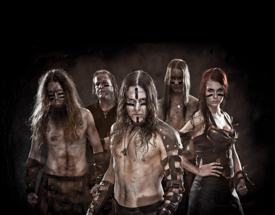 "Ensiferum Announces ""The One Man Army Tour"" Support"