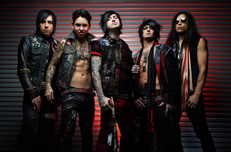 Escape The Fate Announces Headline U.S. Tour