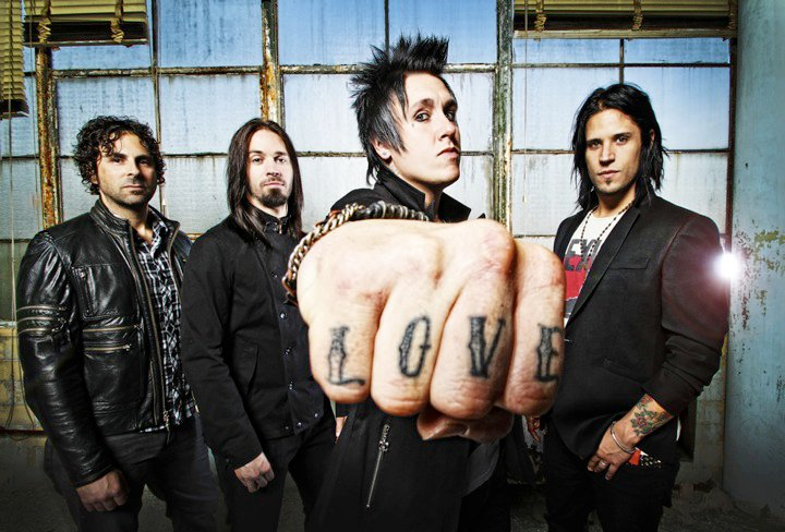 Papa Roach / Escape The Fate / Otherwise Announce U.S. Tour