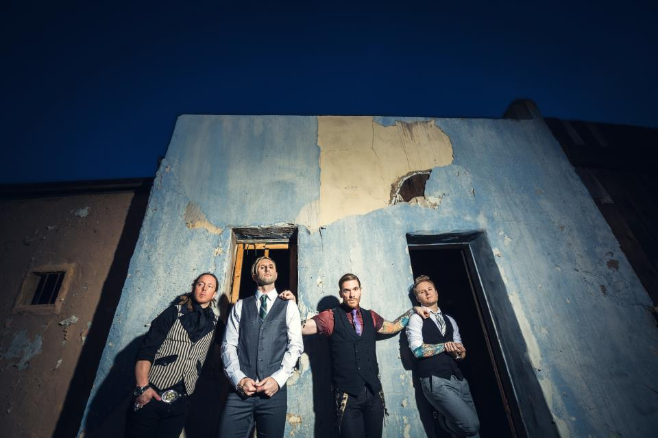 Shinedown Announces U.S. Tour Dates with Bush / Airbourne
