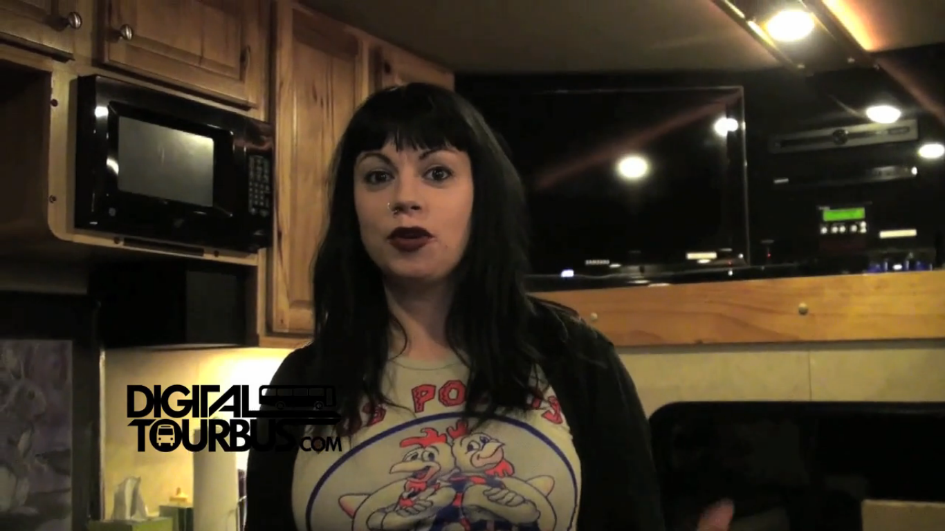 The Birthday Massacre – BUS INVADERS Ep. 402