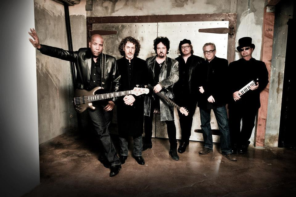 Toto Announce European Tour