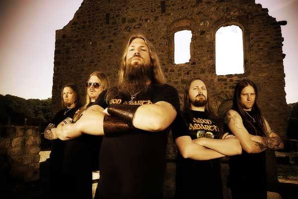 Amon Amarth Announce Winter European Tour
