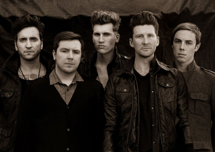 Anberlin Announce Support for Final Tour