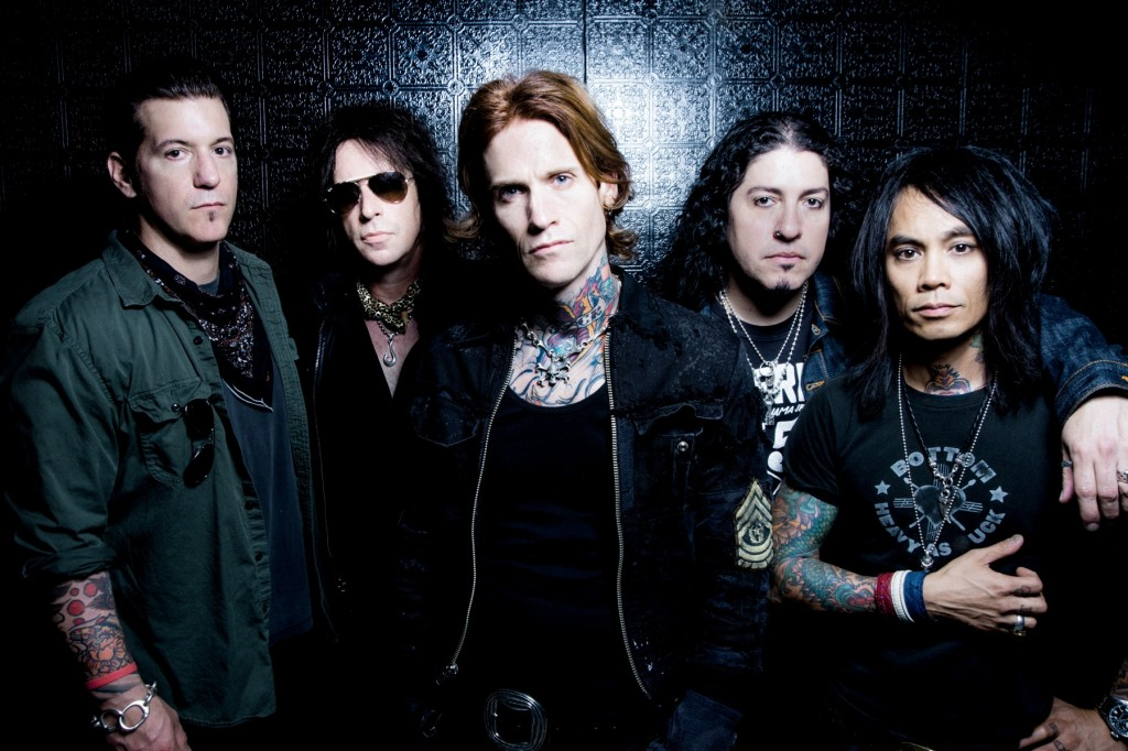 Buckcherry Play Show Despite Threats and Bomb Scares
