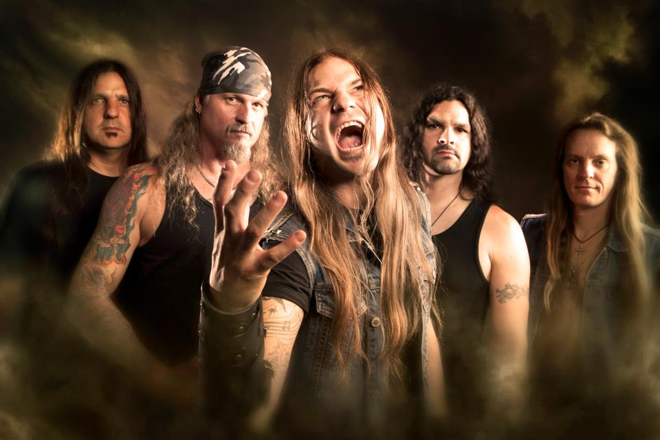 Iced Earth Announce North American Headlining Tour