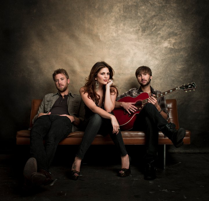 Lady Antebellum Signed CD Giveaway