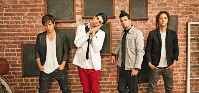 "Marianas Trench Announce the ""Hey You Guys!! Tour"""