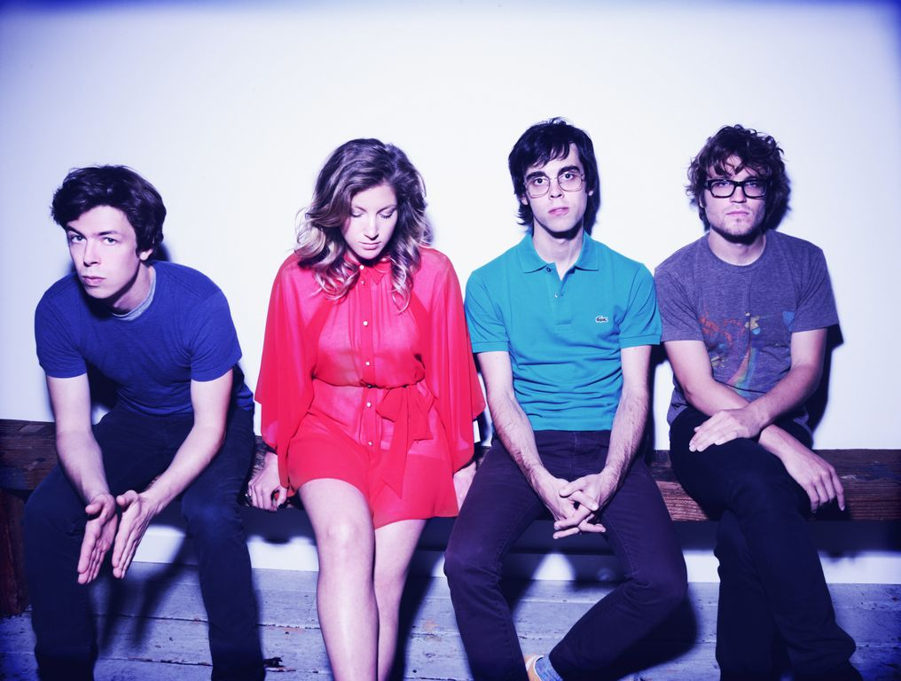 Ra Ra Riot Announces Tour Supporting The Shins