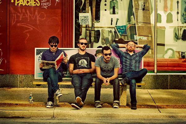 "The Menzingers Announce ""Rented World Summer Tour"" Support"