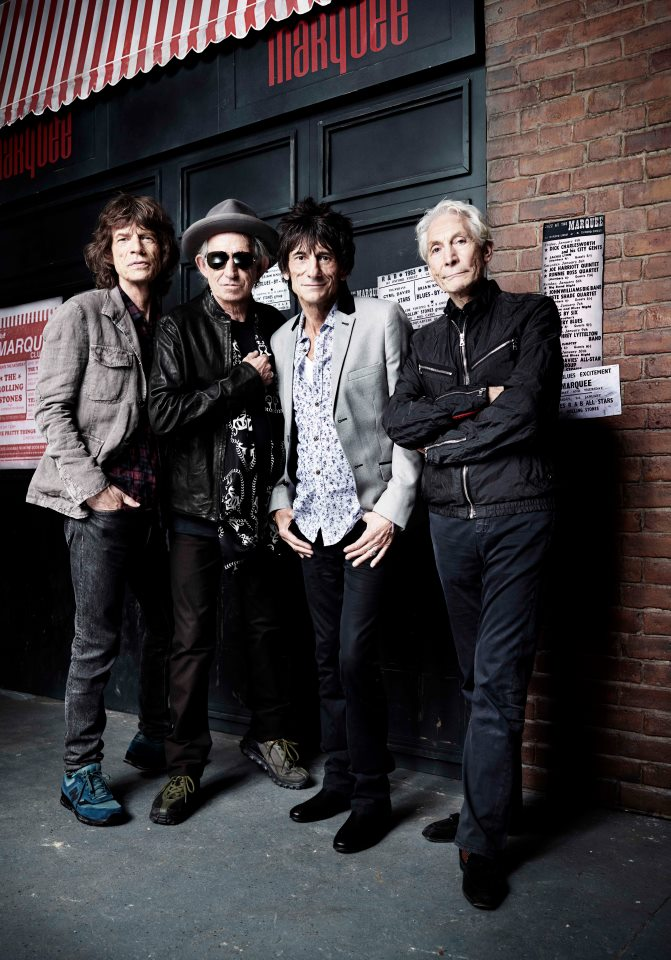 """The Rolling Stones Announce """"50 and Counting"""" Tour Dates"""