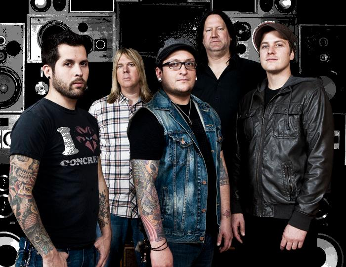 Versus The World US Tour Dates with Unwritten Law / Authority Zero