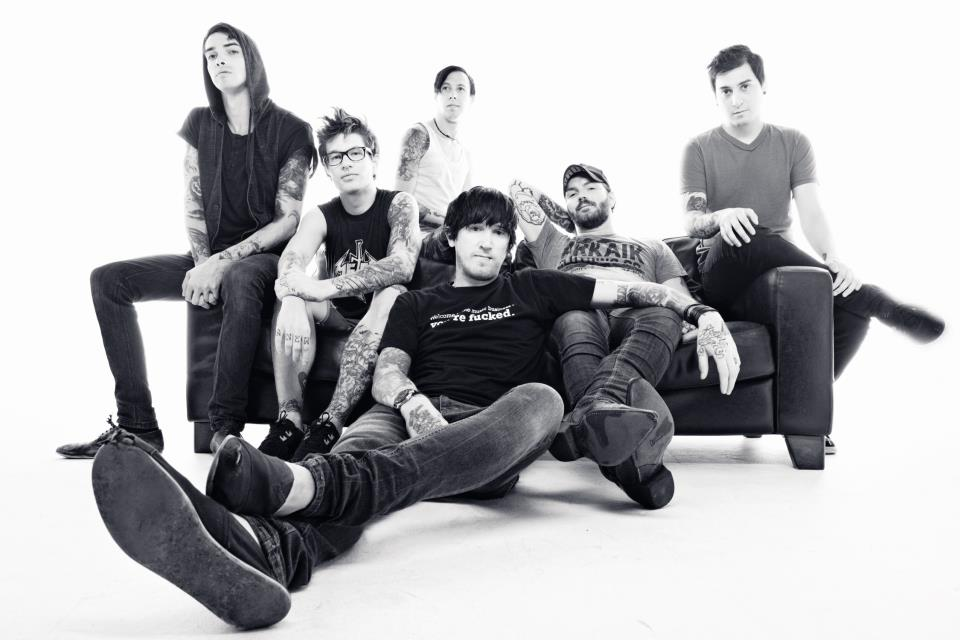 Alesana Announce Spring U.S. Tour With Capture The Crown