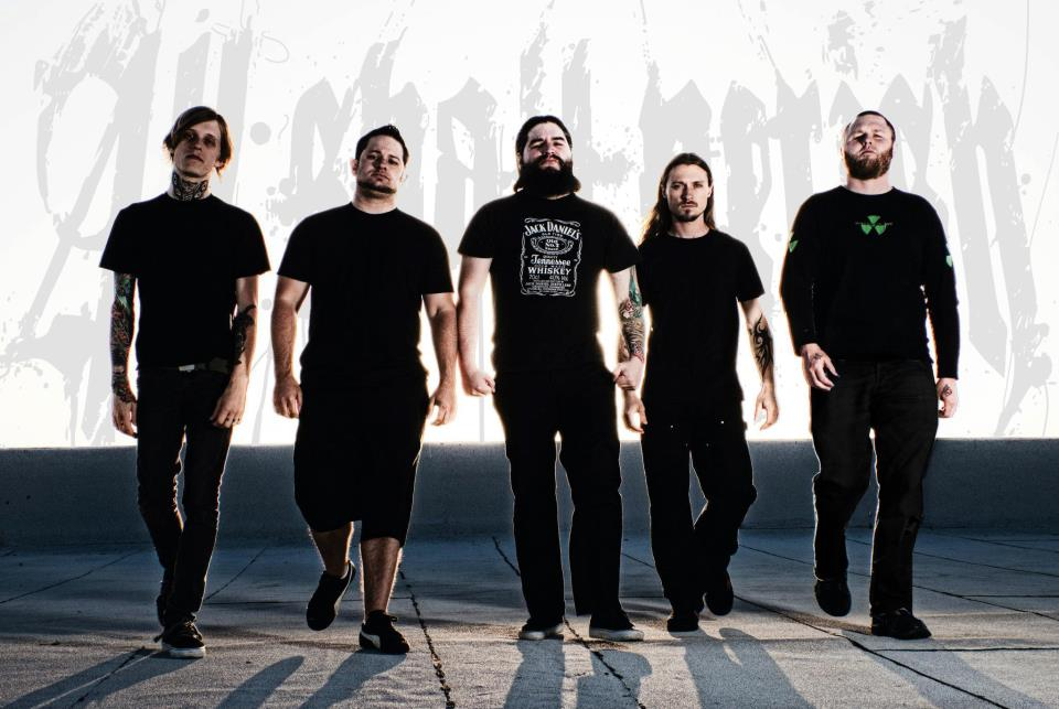 "All Shall Perish Announces the ""Heavy MTL South Of The Border"" Tour"